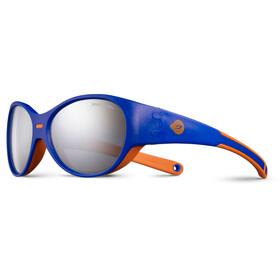Julbo Puzzle Spectron 3+ Sunglasses Kids 3-5Y Blue/Orange-Gray Flash Silver